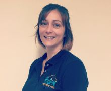 B&W Equine Vets Cardiff Clinic - Katherine Ritchie Receptionist