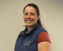 B&W Equine Vets Site Manager Failand - Jade Lazenby